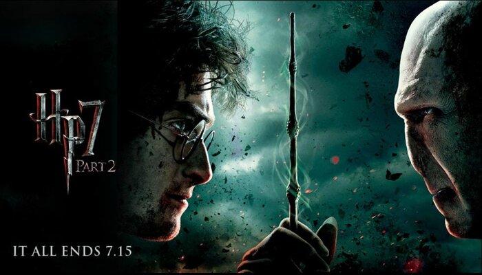 Последняя битва Гарри Поттера: завеса тайны приоткрыта
