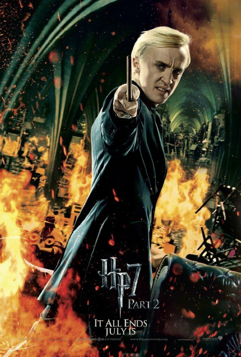 «Гарри Поттер Смотреть Онлайн Дары Смерти 2 Часть» / 2010