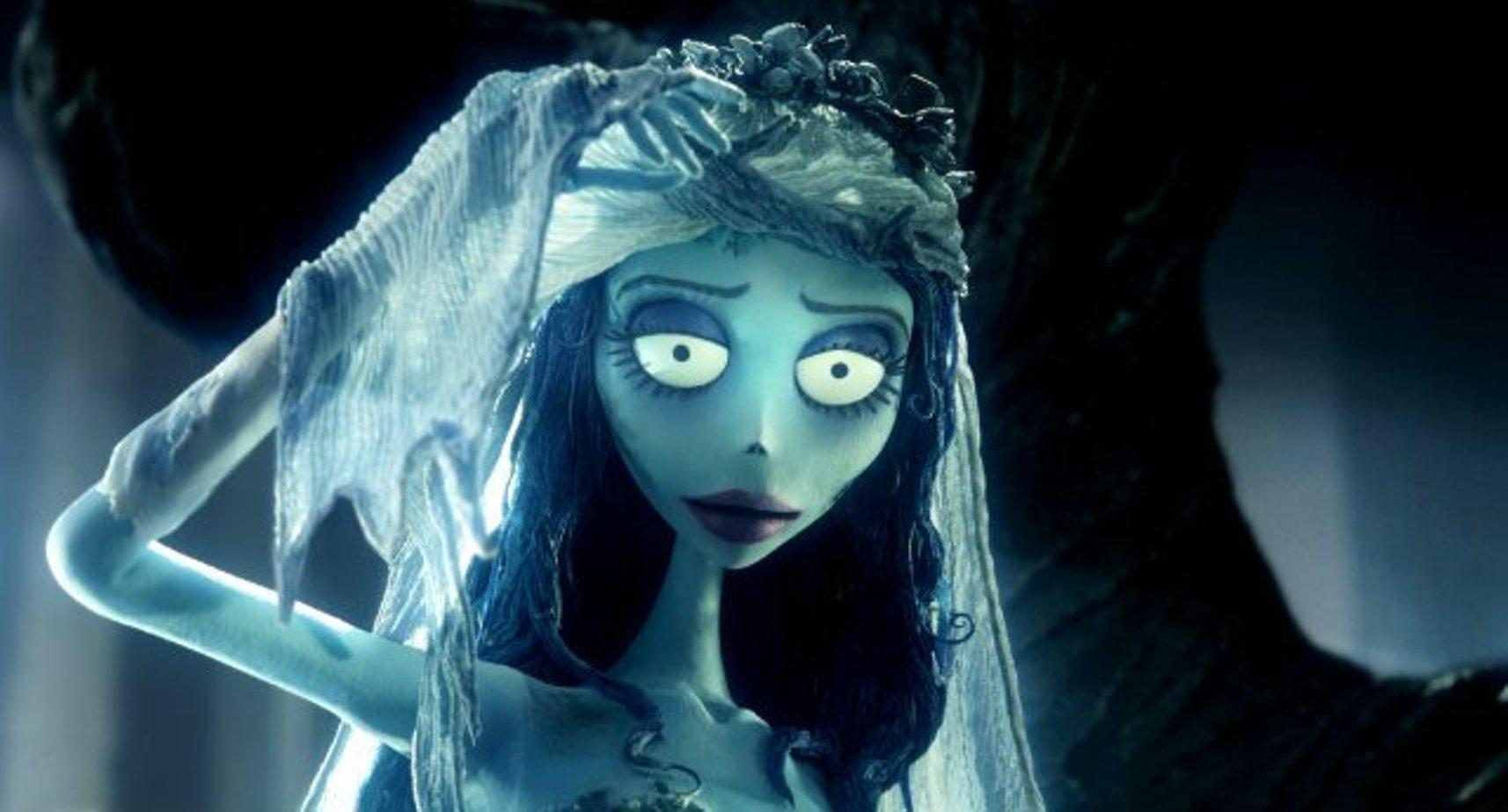 Fotos del cadaver dela novia la pelicula