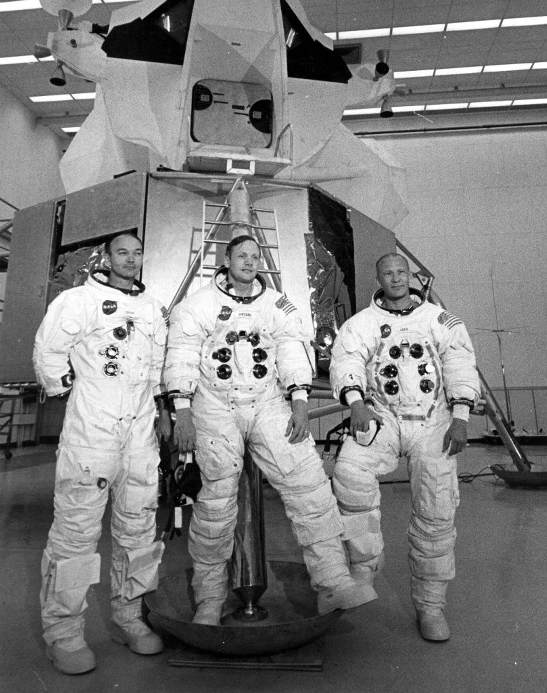 astronauts apollo 11 visite - HD1225×1600