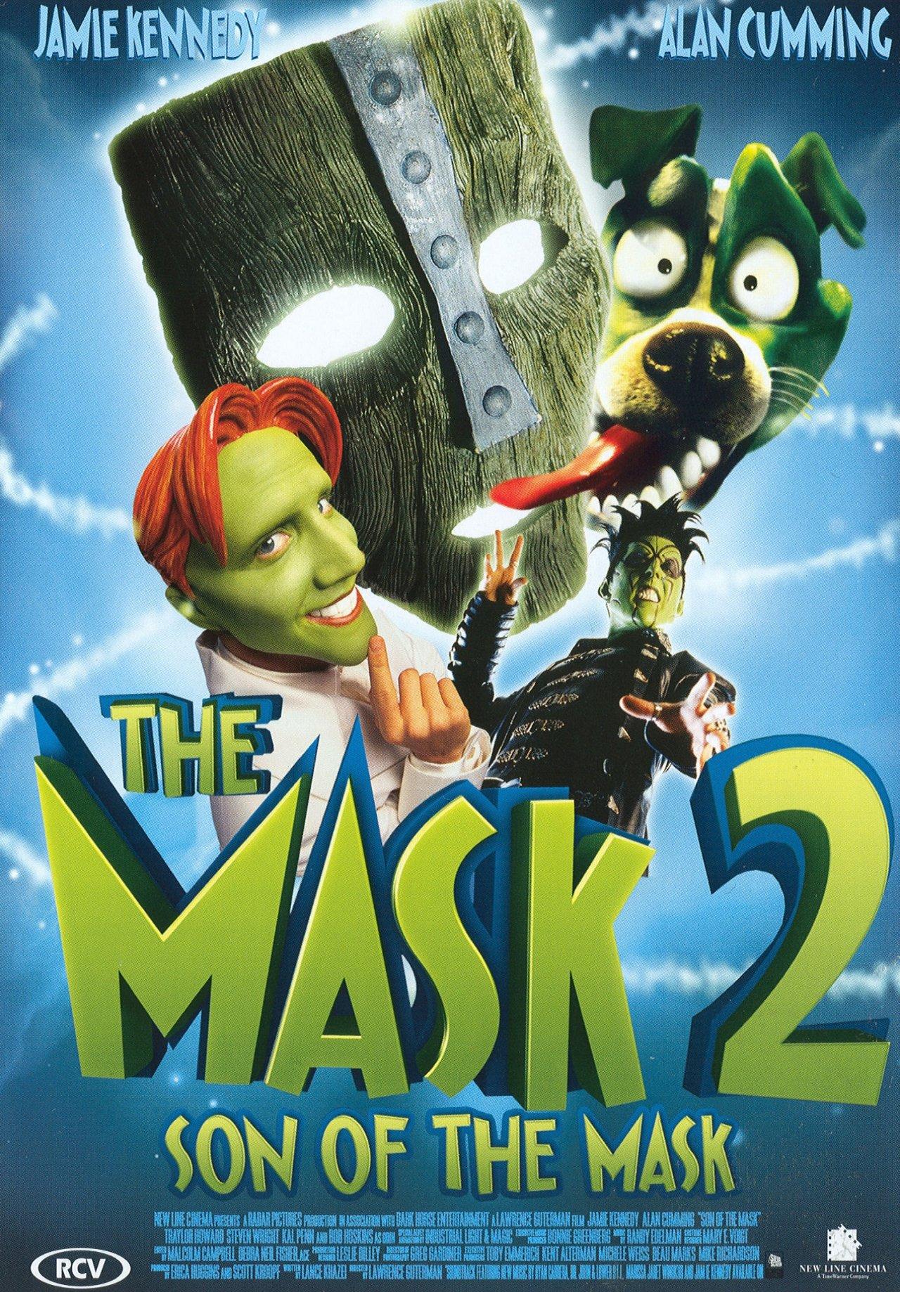 Son of the mask (2005) brrip 480p 300mb dual audio aishuhex.