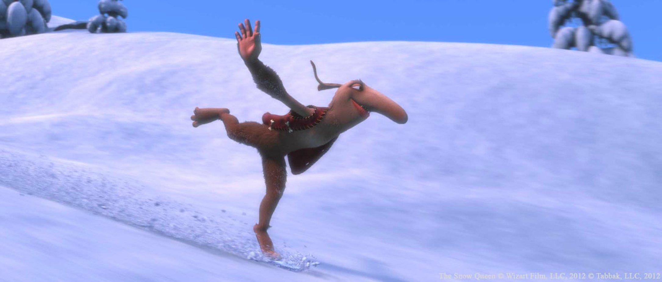Naked snow queen photos pornos picture