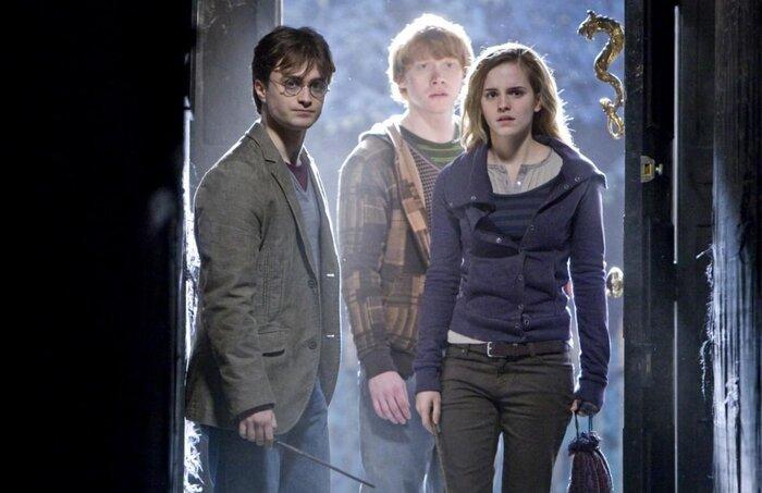 Команда «Гарри Поттера» собралась вместе, чтобы снять мини-фильм
