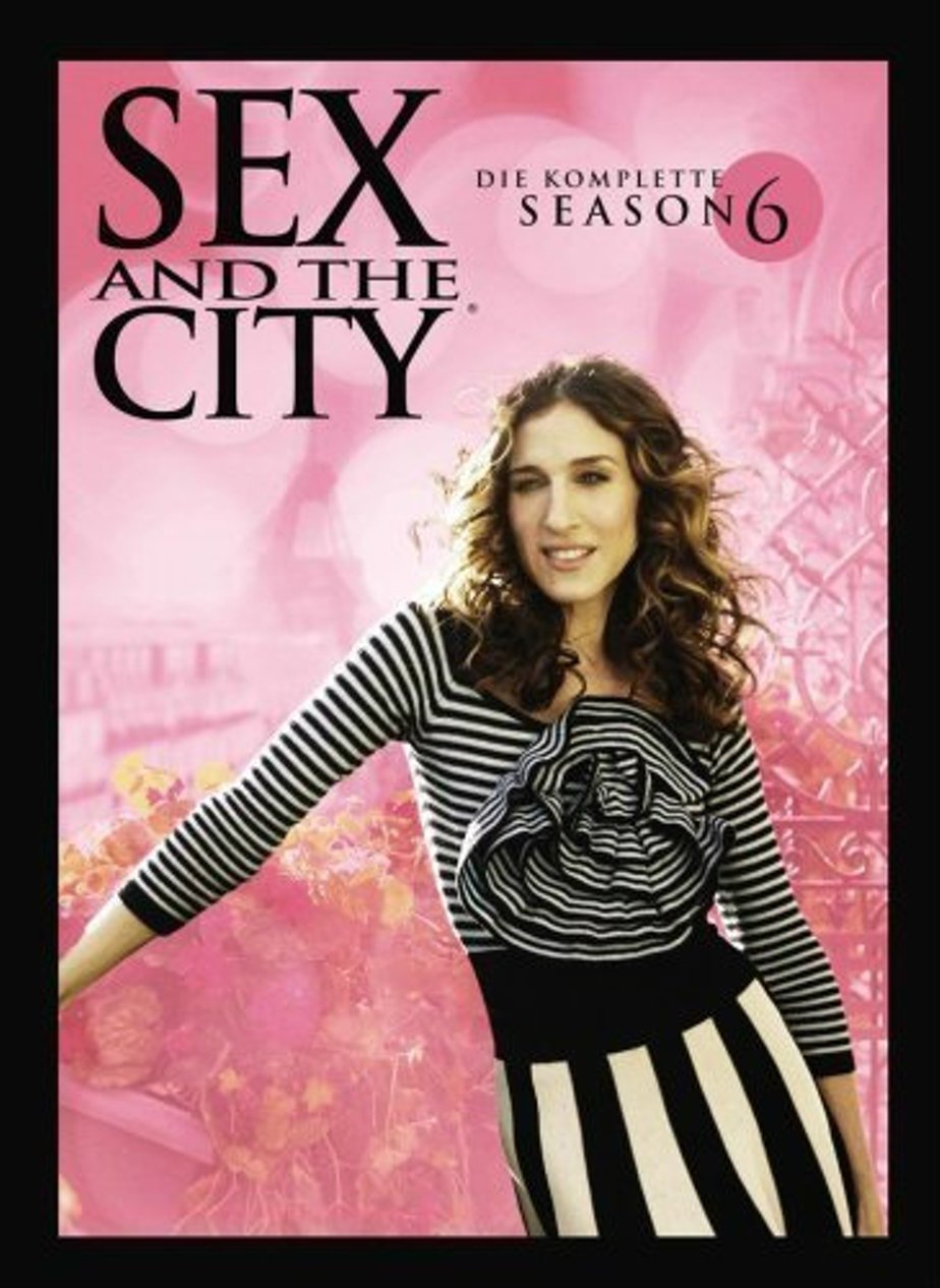 Сериал Секс в большом городе (Sex and the City) - 6-й сезон.