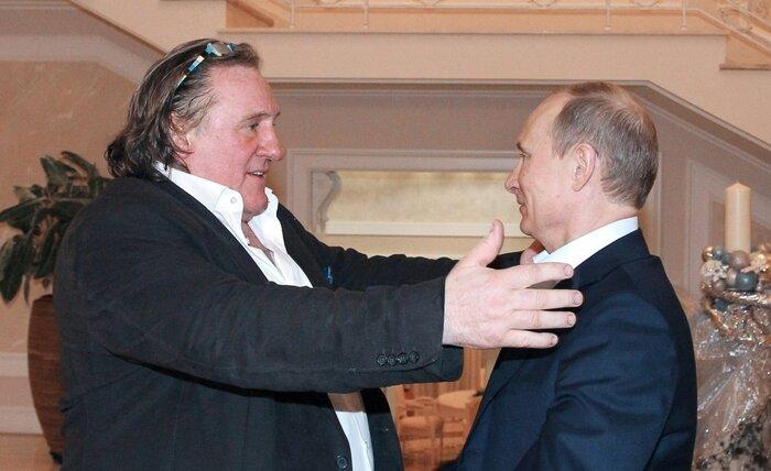 Смотреть Жерар Депардье собирается в Москве жениться видео