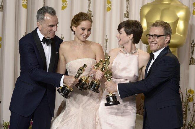 «Оскар»-2013. Реакция победителей
