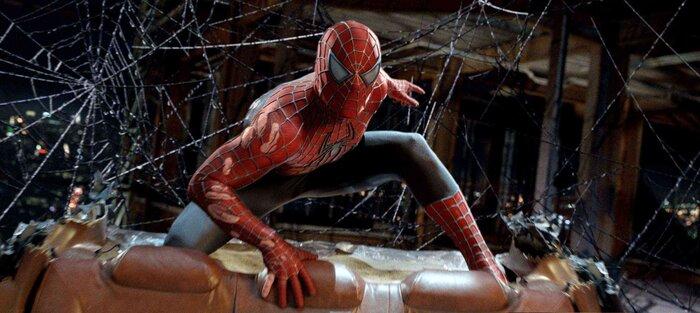 Человек паук 4 лучший фильм текст аврил лавин nobodys home