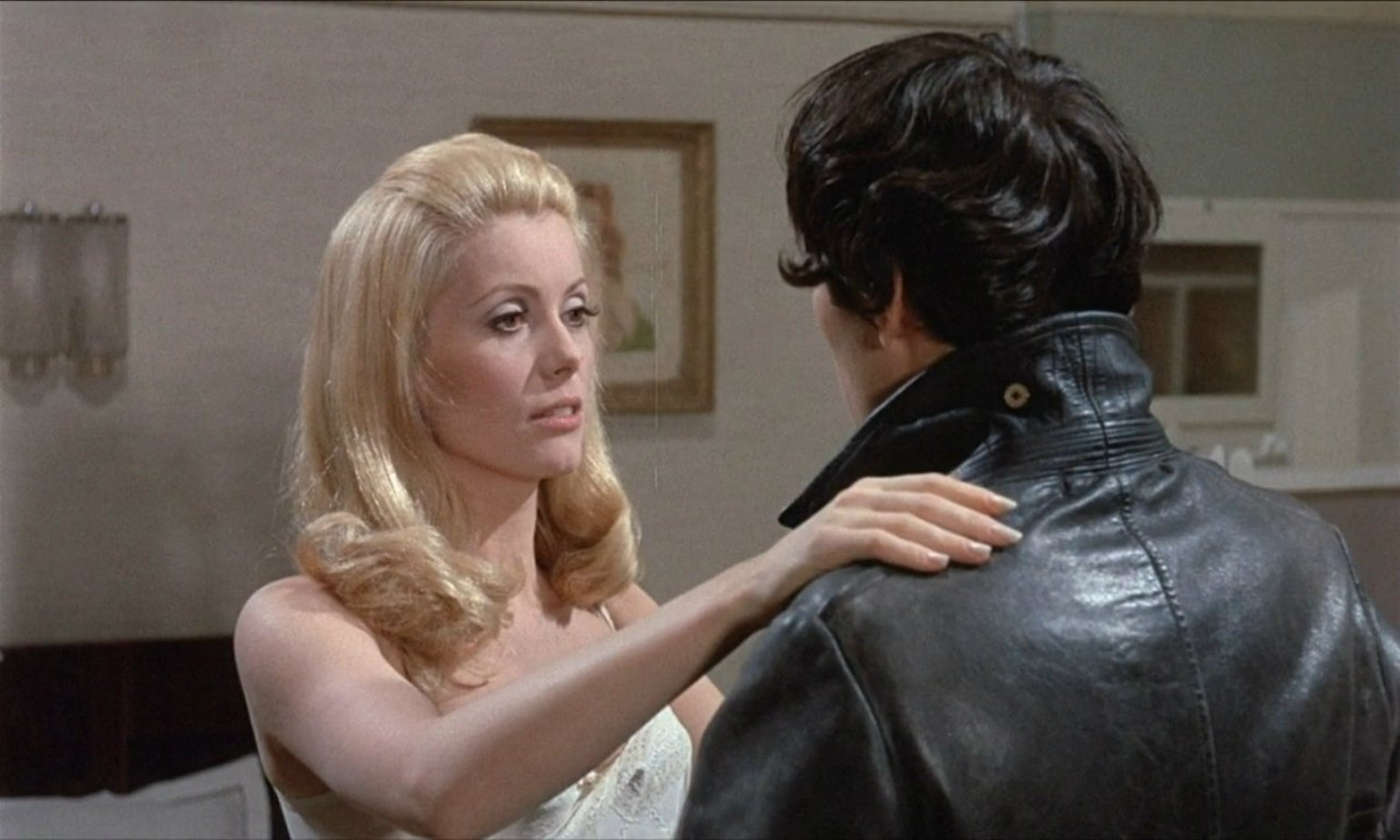 catherine deneuve essay Irony is not enough essay on my life as catherine deneuve - in which a female classics lecturer in a snowy city contemplates the possibility of an intimate.