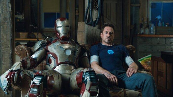 «Железный человек 3» - первый «миллиардник» 2013 года