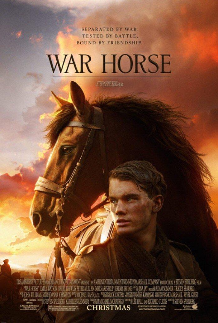 «Боевой конь» Спилберга. Первый постер