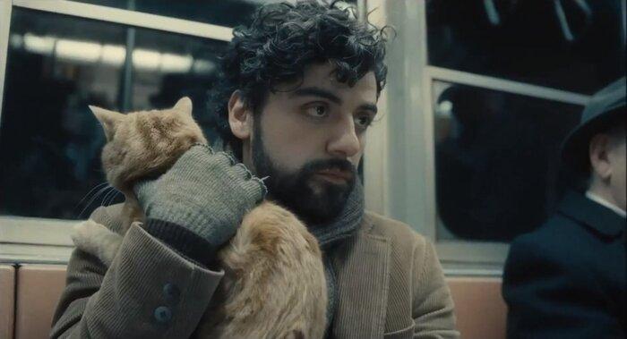 Братья Коэны привезли в Канны фильм о рыжем коте