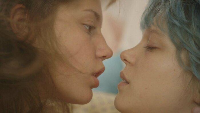 «Золотую пальмовую ветвь» получила драма о любви двух девушек
