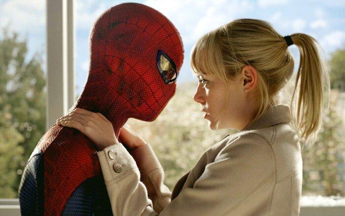 Актриса из фильма человек паук занимается сексом фото 623-966