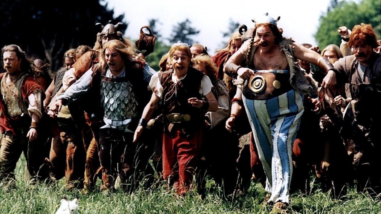 про римлян фильмы