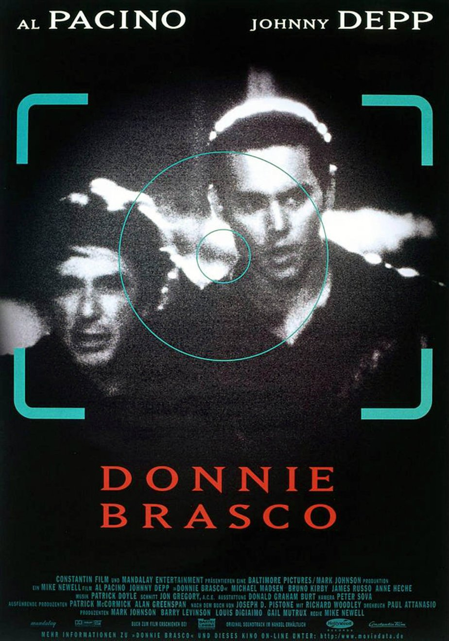 an analysis of the book of donnie brasco