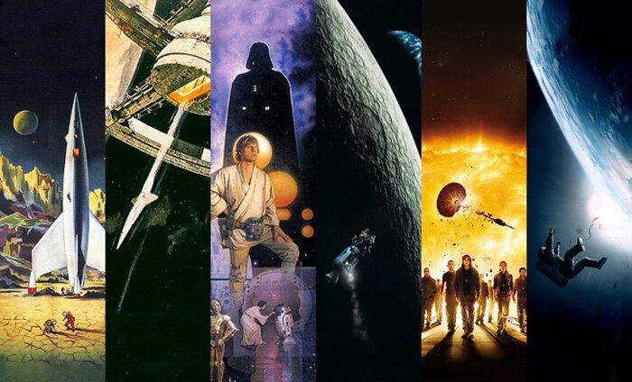 «Начинка»: Как в Голливуде снимают космические фильмы