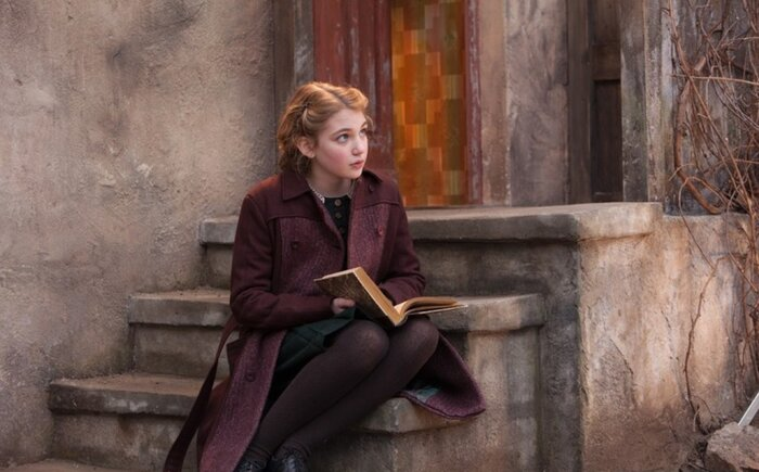 Софи Нелисс: «Во время съёмок я украла несколько книг в магазине»