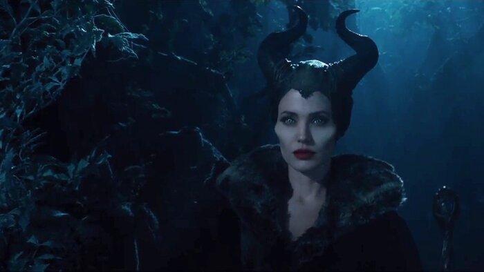 Фэнтези «Малефисента»: Анджелина Джоли играет злую колдунью. Первое видео