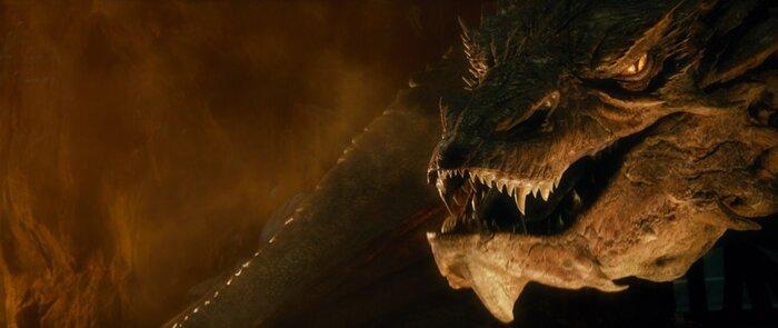 «Начинка»: Как Питер Джексон создал дракона