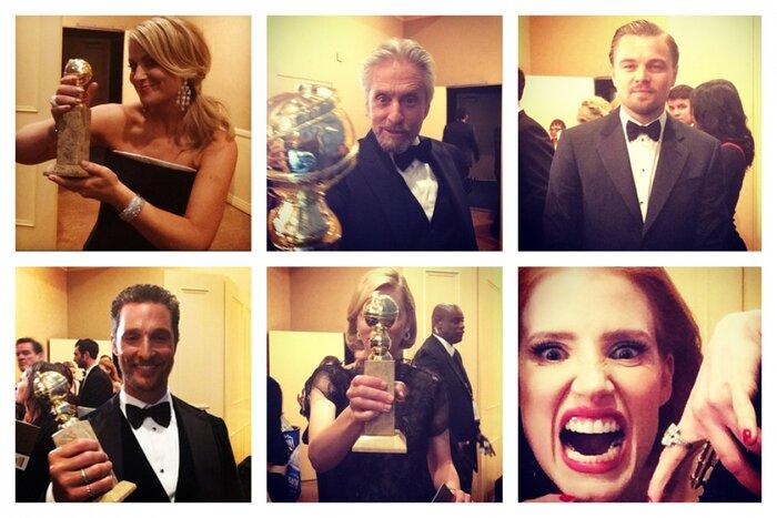 «Золотой глобус»-2014: реакция лауреатов