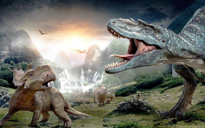 «Фильм Про. Экспертиза»: Исследуем «Прогулки с динозаврами 3D» с палеонтологом Владимиром Алифановым