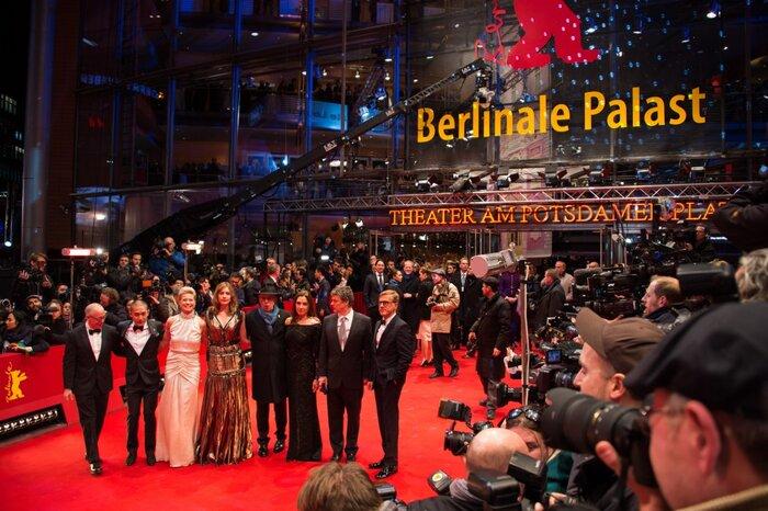 В Берлине открылся ежегодный кинофестиваль