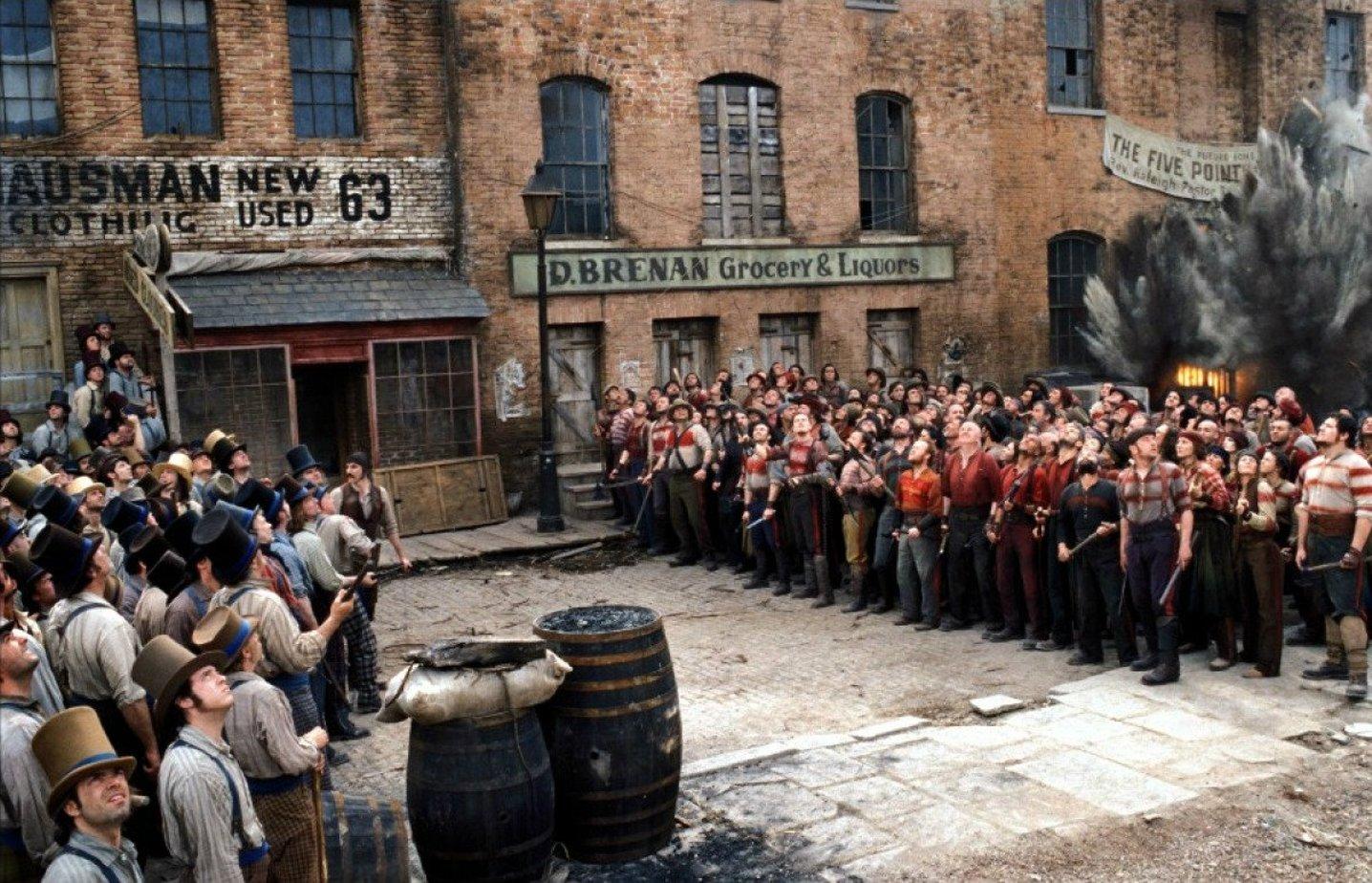 the gangs of new york by herbert asbury reviews gangs of new york book essay