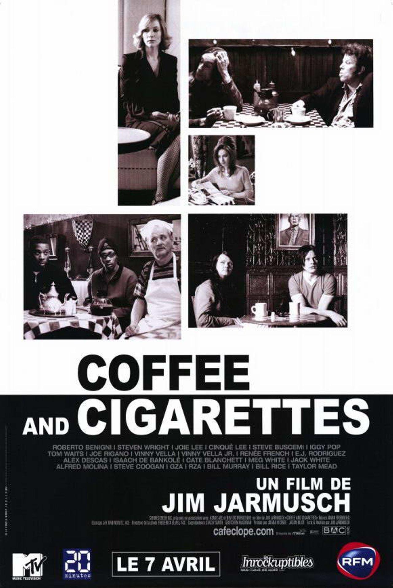 Кофе и сигареты фильм онлайн проверка акцизной марки сигареты онлайн