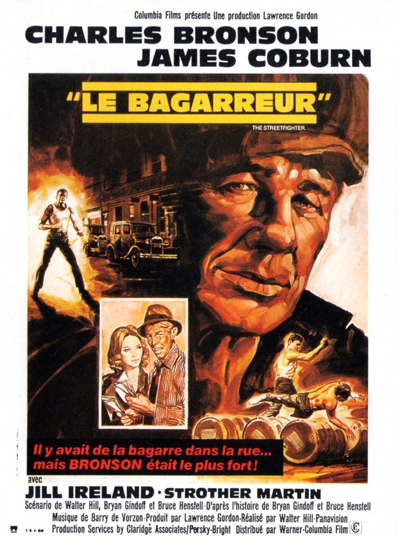CHARLES TÉLÉCHARGER LE BRONSON BAGARREUR