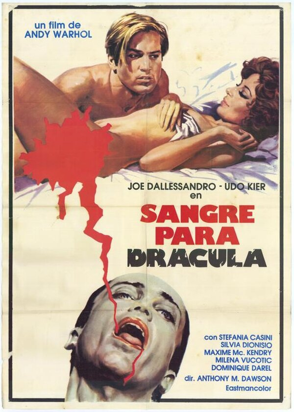 Amazoncom Andy Warhols Young Dracula Udo Kier Joe - 600×841
