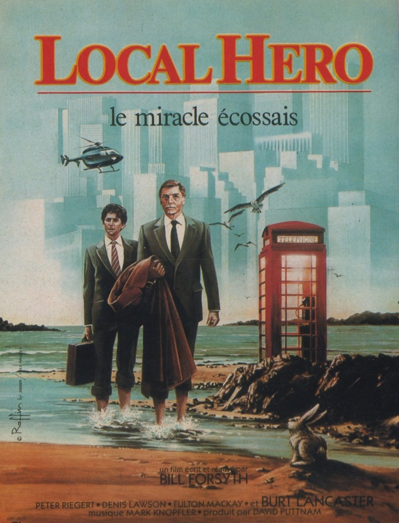 a review of local hero an american film