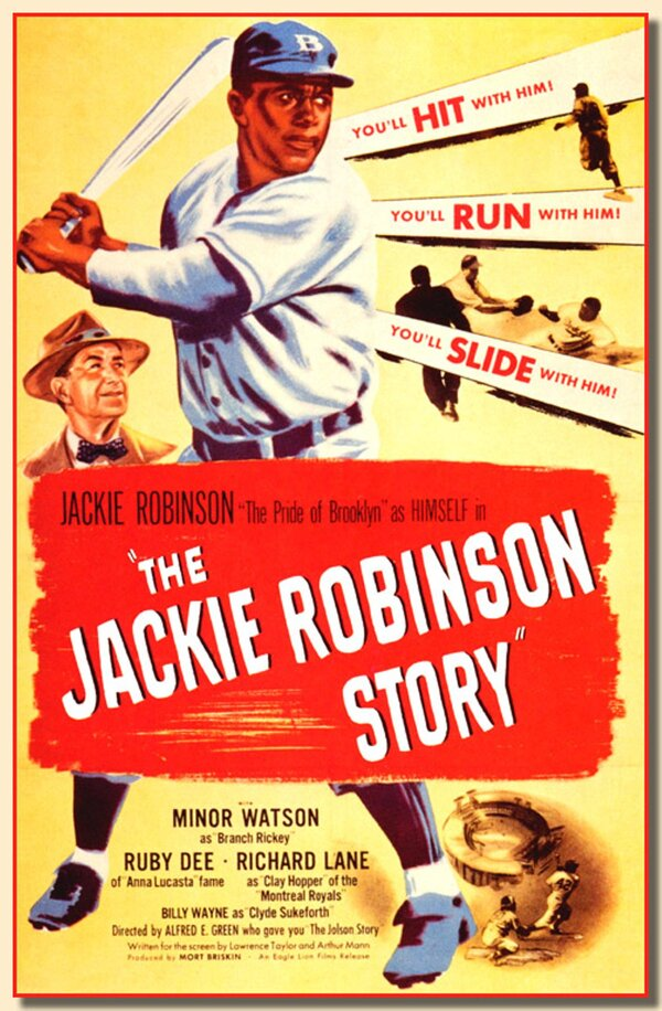the life and achievements of american jackie robinson Jackie robinson's accomplishments still matter  in 42 in which jackie robinson,  manager of an american league team — cleveland.