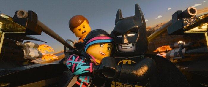 Российская касса: «Лего. Фильм» выходит в лидеры уикенда с 100 млн руб. Общая касса фильма «Помпеи» достигла 350 млн руб.
