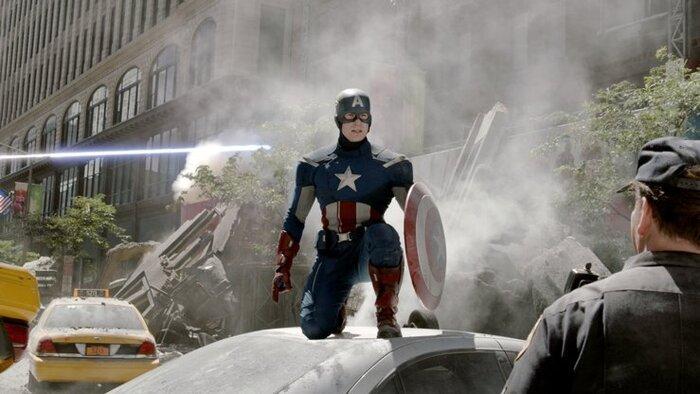 Российская касса: «Первый мститель: Другая война» стартует слабее «Тора 2», собирает 275 млн. руб.