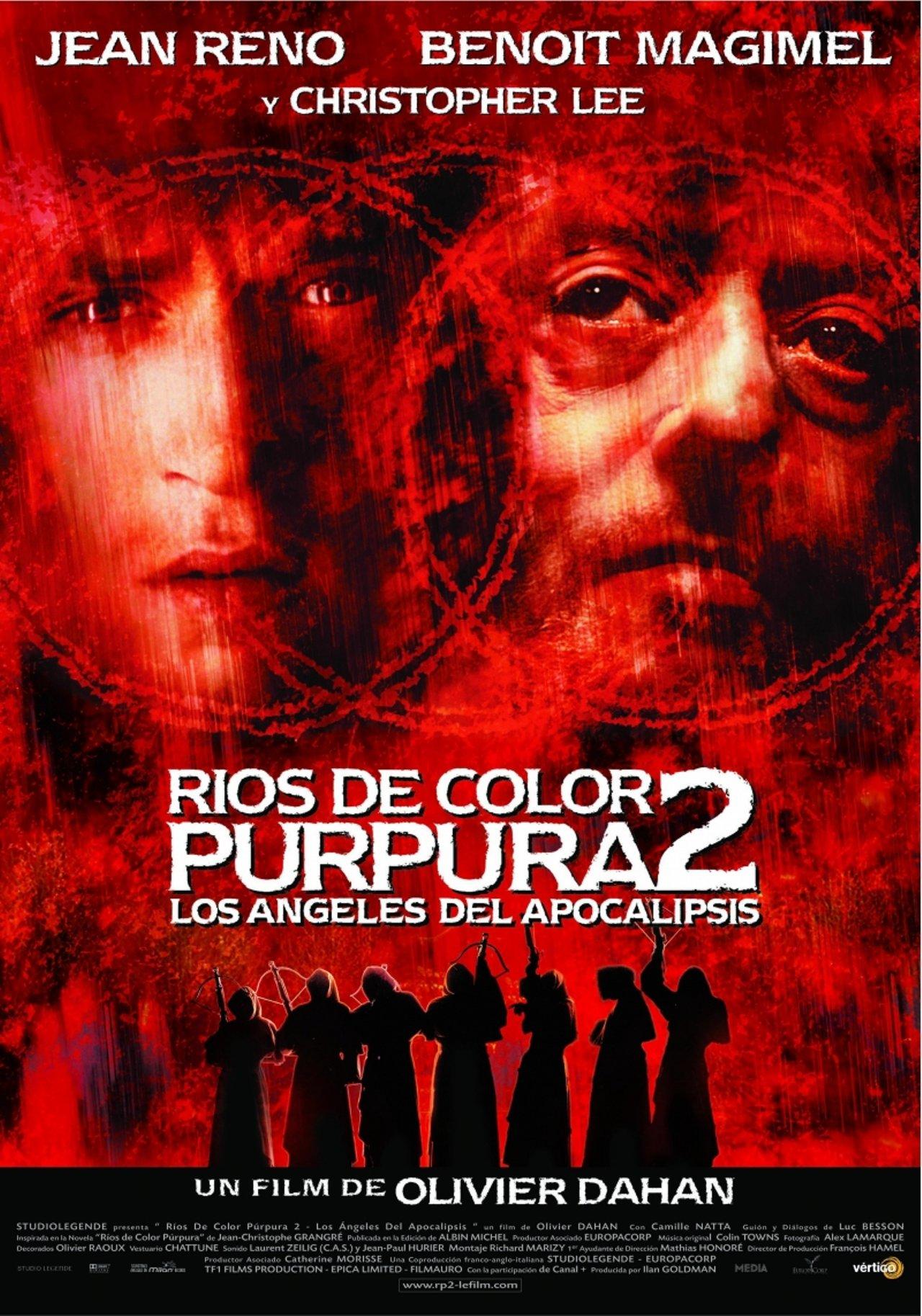 Багровые реки 2: Ангелы апокалипсиса (Les rivières pourpres II - Les anges de lapocalypse, 2004) изоражения