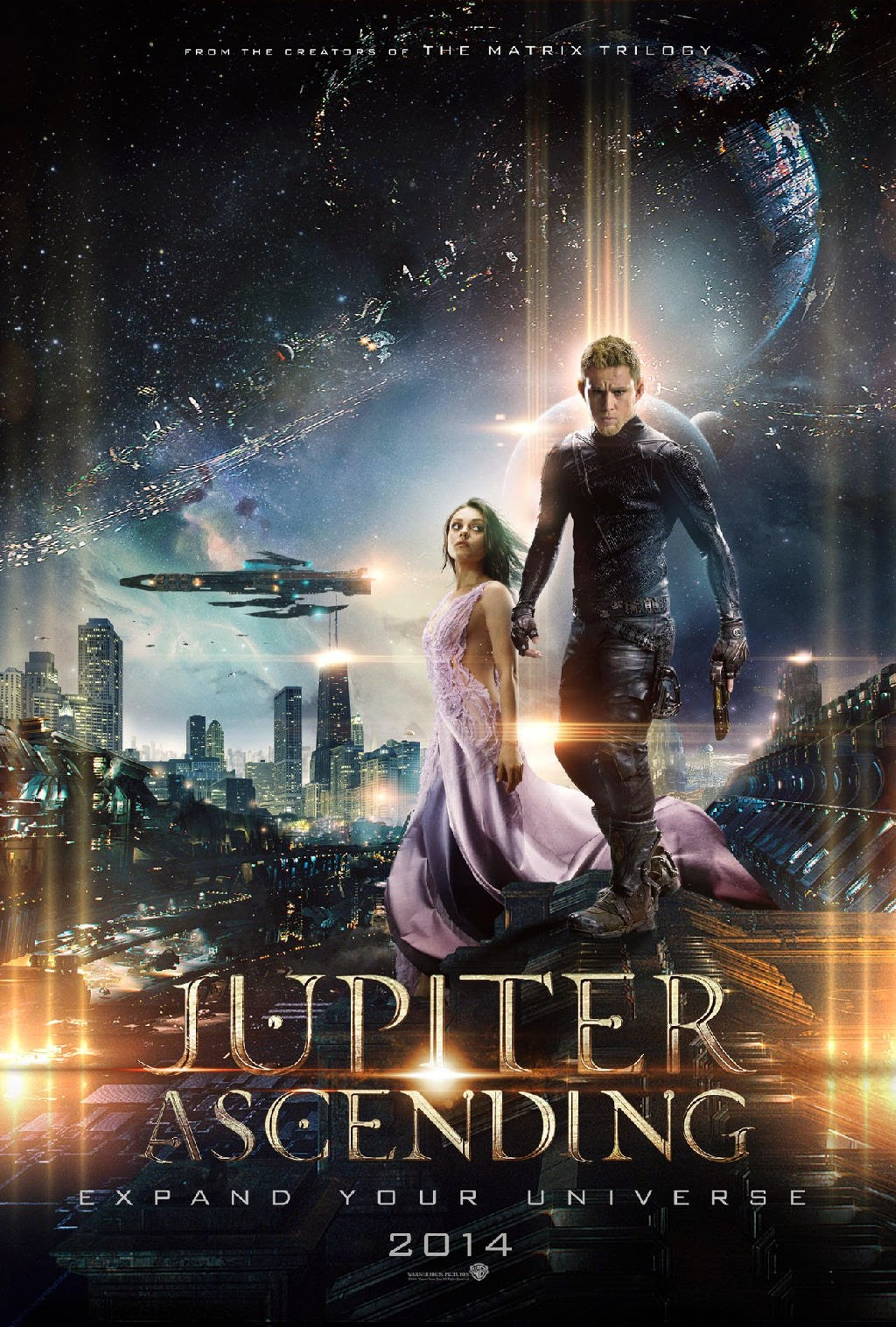 Jupiter Ascending (2015) Poster