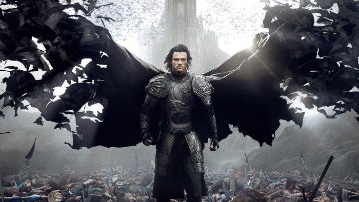 Люк Эванс превратился в графа Дракулу. Трейлер фильма