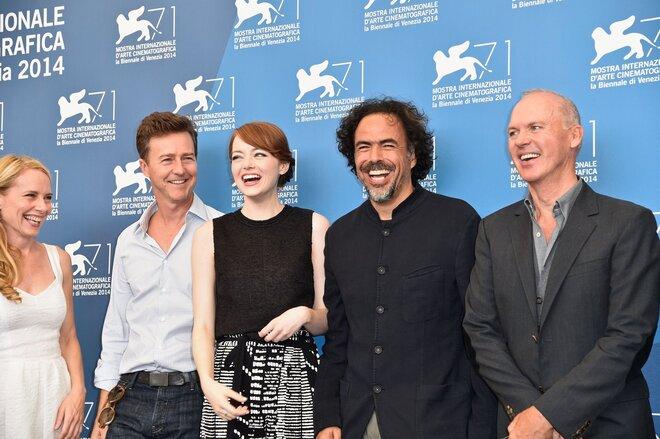 Торжественное открытие Венецианского кинофестиваля-2014 в онлайн-репортаже