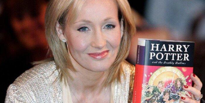 Джоан Роулинг снова пишет о Гарри Поттере