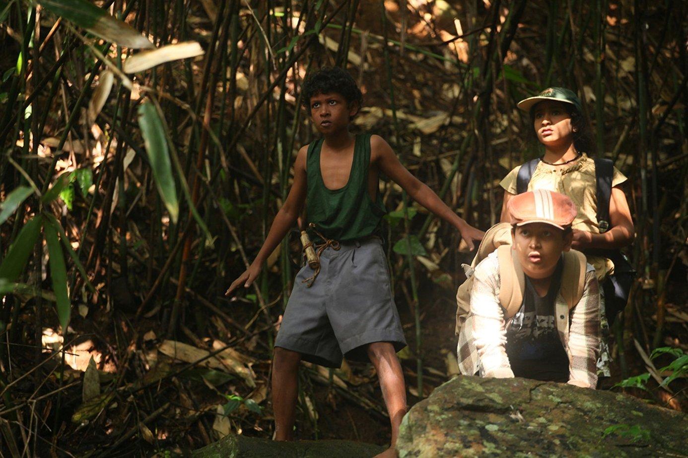 смотреть фильм черный лес необычная