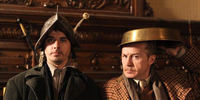 Новый «Шерлок Холмс». Кто кого играет