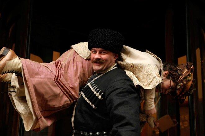 Михаил Пореченков и фильм «Поддубный» на канале «Россия 1»