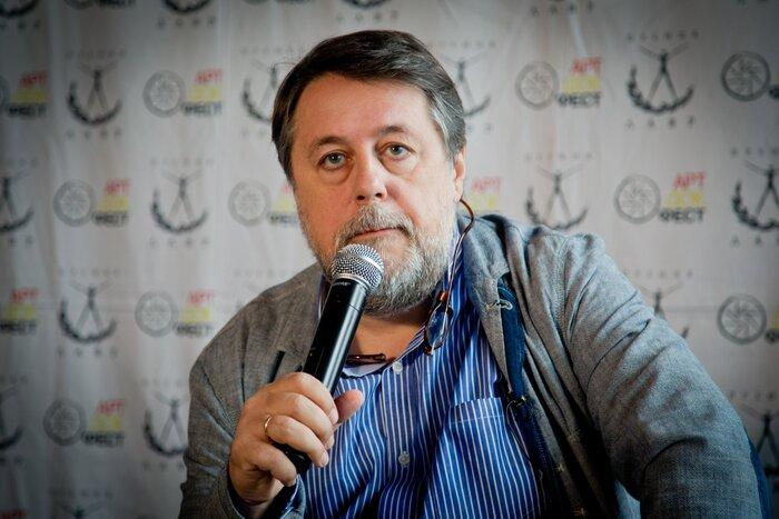 Виталий Манский объявил прессе новые подробности «Артдокфеста» - 2014