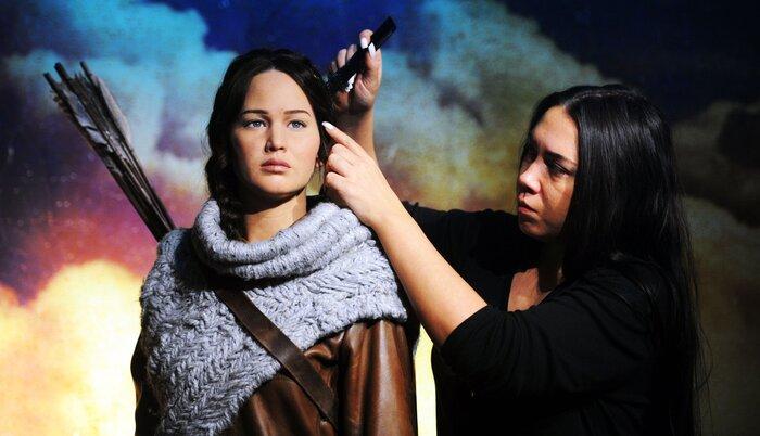 Самая сексуальная актриса года удостоилась скульптуры в Музее мадам Тюссо