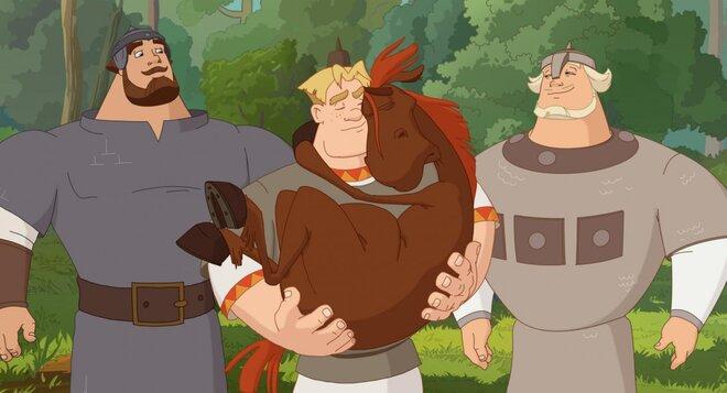 Прогноз «Фильм Про»: «Три богатыря. Ход конём» приблизятся по сборам к голливудским блокбастерам