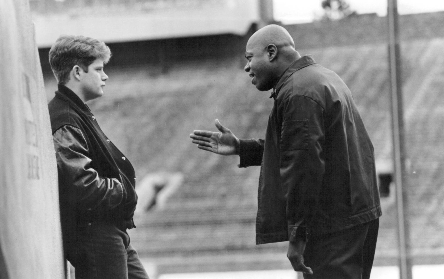 the movie rudy essay At the beginning of the movie, rudy's family holds him to a very meager image, a negative pygmalion, laughing at his childhood determination to play football for notre dame.