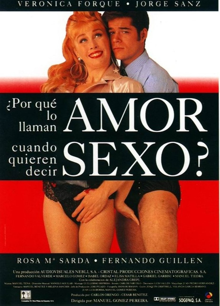 Зачем секс фильм