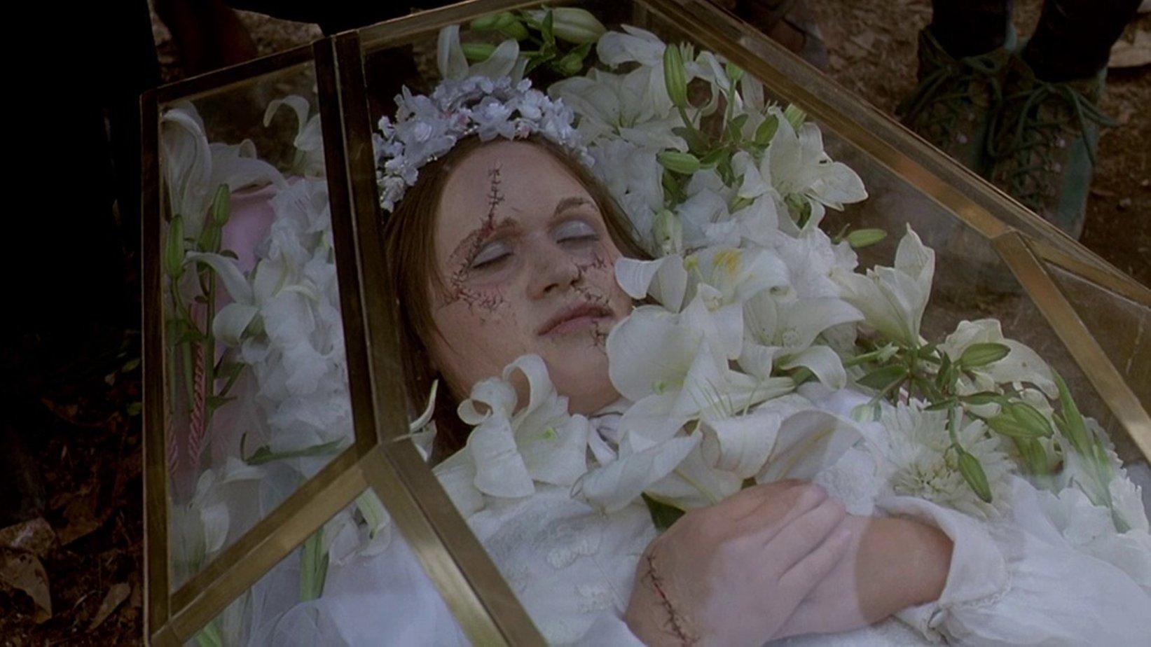 Нести гроб с покойником – это значит нести бремя своих забот и ни к чему другому такое не снится.