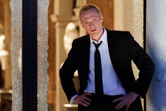 Пол Беттани исполнил сразу две роли в фильме «Мстители: Эра Альтрона»