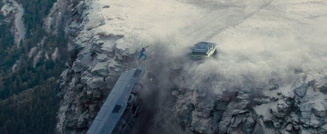 Новый трейлер фильма форсаж 7